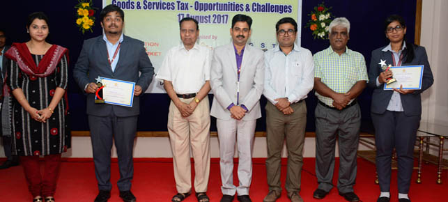 Seminar on Goods and services Tax(GST) :-Opportunities and Challenges.